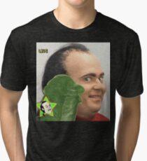 Spagett spooked ya Tri-blend T-Shirt