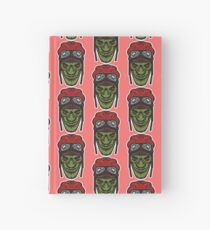 Green Goblin Rider Vector Art Hardcover Journal
