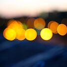Boston Lights by Jenni Heller