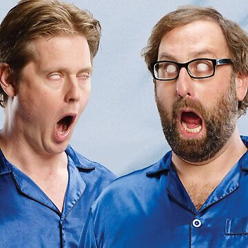 Tim and Eric  by dwilliams5391