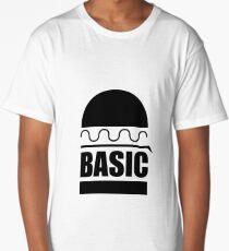 Basic   Burger Long T-Shirt