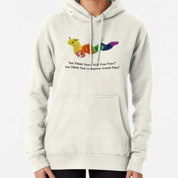 Inchworm Pullover Hoodie
