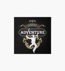 Choose Adventure Art Board
