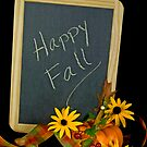 Happy Fall by Maria Dryfhout