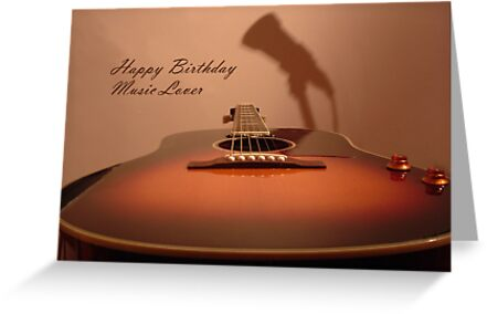 Happy Birthday Greeting Cards by Eve Parry – Birthday Greeting with Music