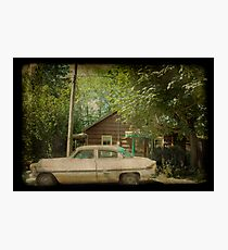 The Clunker  Photographic Print