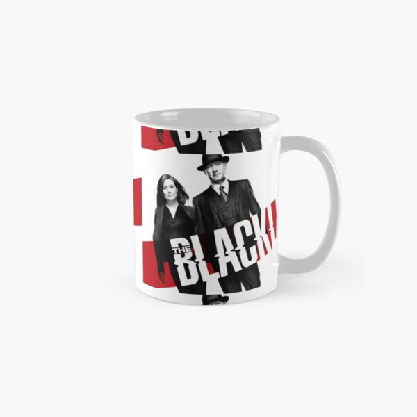 The Blacklist Classic Mug