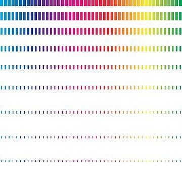 Volume rainbow pattern by ivaelizabeta