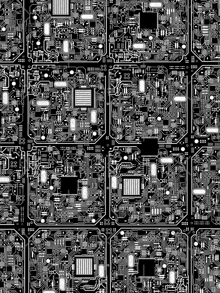 Serious Circuitry by GrandeDuc