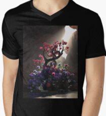 Biome Men's V-Neck T-Shirt