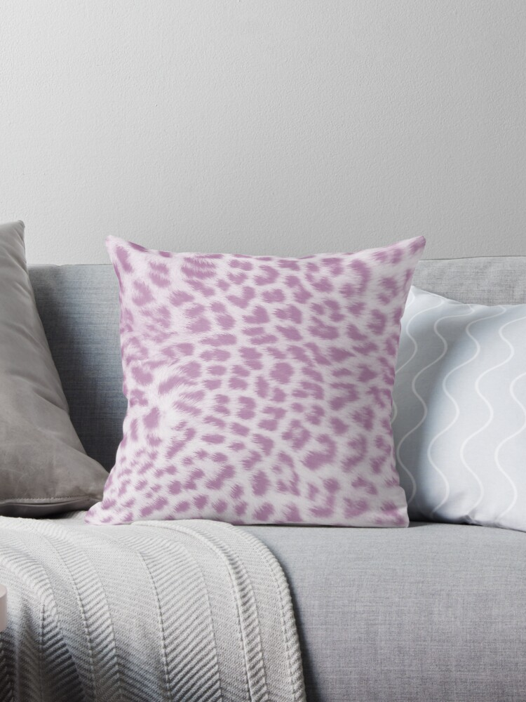 Lavender leopard print by chihuahuashower