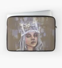 You Should See Me In A Crown Laptop Sleeve