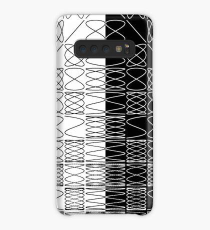 Lissajous VI Case/Skin for Samsung Galaxy