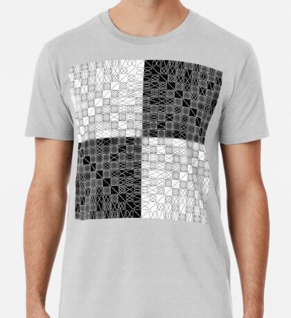 Lissajous VI Premium T-Shirt