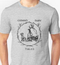 Grimm's Fairy Tales Title Page Unisex T-Shirt