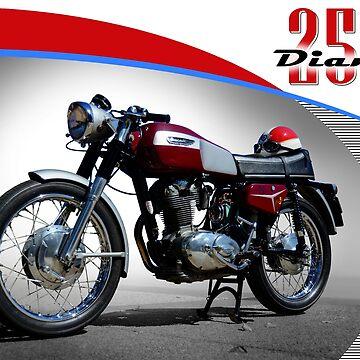 DUCATI Diana 250 Mk3 by MartinLome