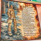 fireman's prayer by Cheryl Dunning