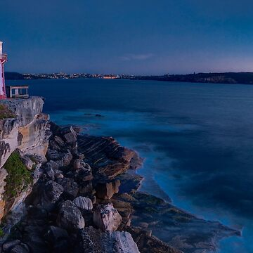 Hornby Lighthouse, Australia by eschlogl