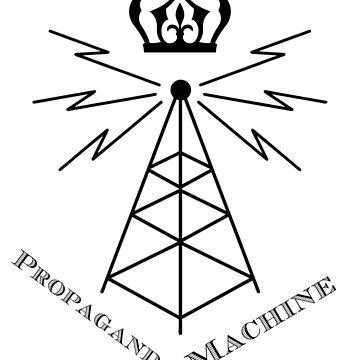Propaganda machine  by Stevo2711