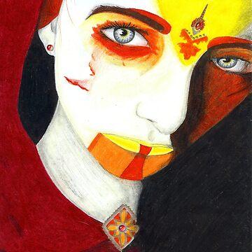 Tribal I - Warrior by Lynsye818