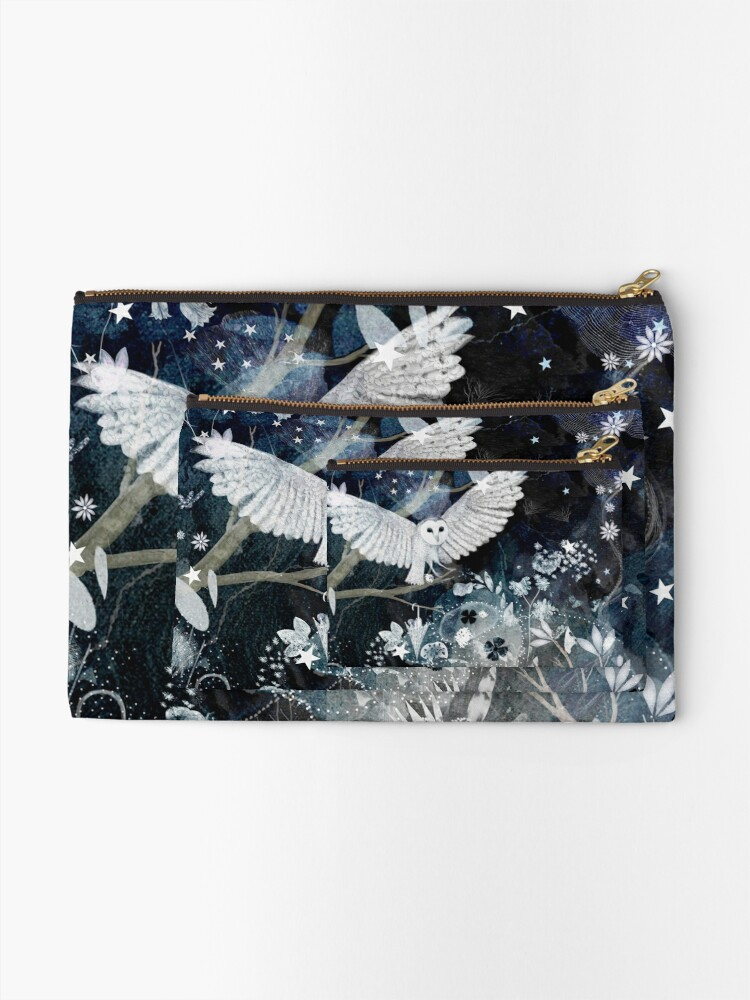 Alternate view of alchemy Zipper Pouch