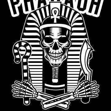 Pharaoh - King of Egypt by Skullz23