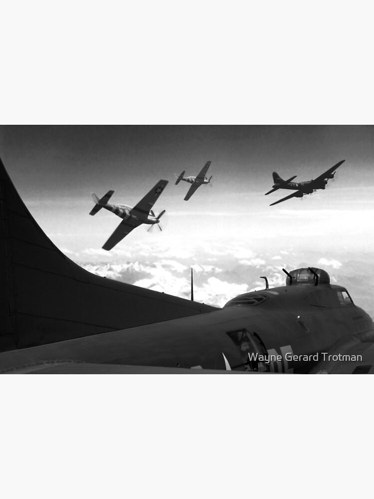 The Final Mission (Monochrome Version) by redmoondragon