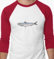 Sardine: Fish of Portugal Baseball ¾ Sleeve T-Shirt