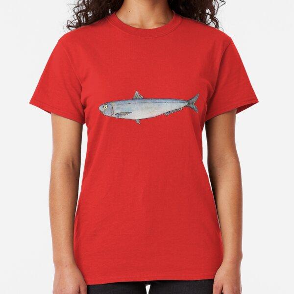 Sardine: Fish of Portugal Classic T-Shirt