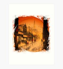 Another Place, Another Time Art Print