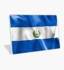 El Salvador Flag Laptop Skin