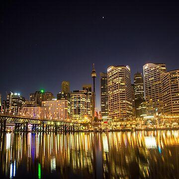Sydney City by Its-Popcoin