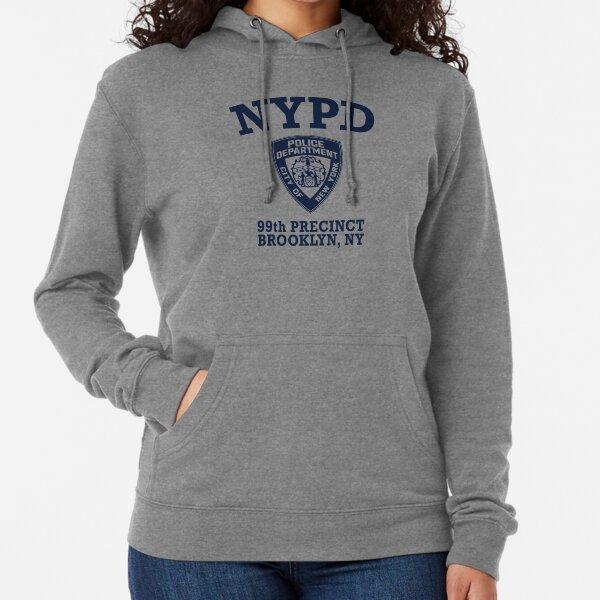 Brooklyn 99 - 99th Precinct Lightweight Hoodie