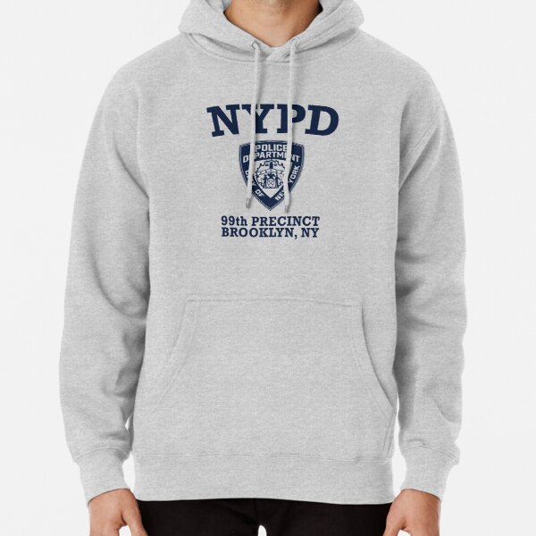 Brooklyn 99 - 99th Precinct Pullover Hoodie