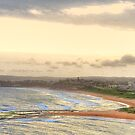 On High - Warriewood and Mona Vale Beaches, Sydney - The HDR Experience by Philip Johnson