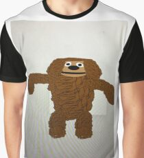 The Muppets Rowlf Graphic T-Shirt