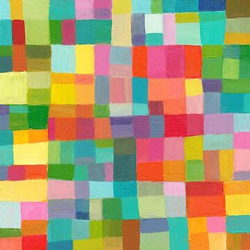COLORFUL ABSTRACT by Frogmuse
