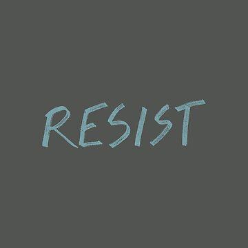 Resist by yanafs