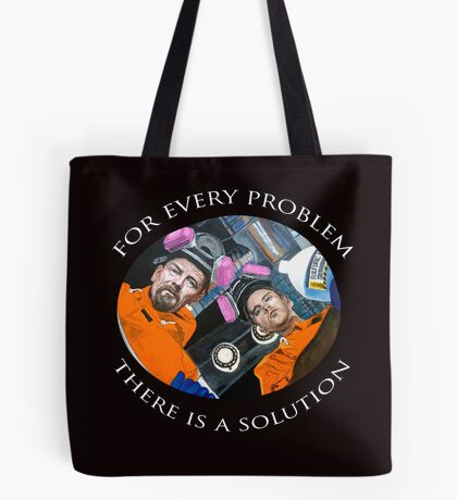 For Every Problem Tote Bag