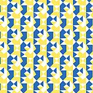 Geometric pattern by JollyJungle
