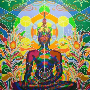 Buddha nature - 2017 by karmym