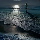 At the Sea-side by Igor Zenin