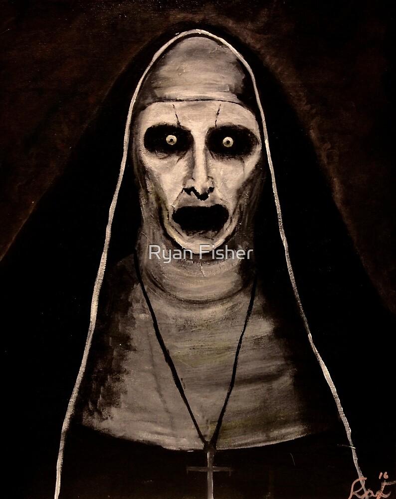 Demonic Sister Valak by Ryan Fisher