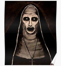 Demonic Sister Valak Poster