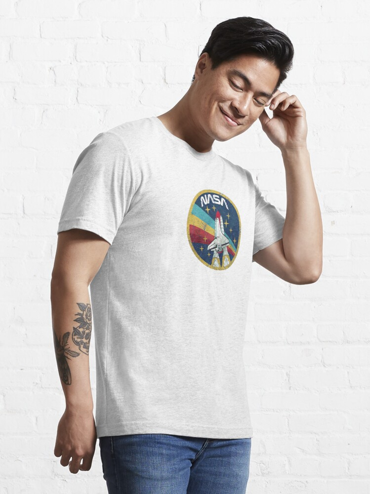 Alternate view of Nasa Vintage Essential T-Shirt