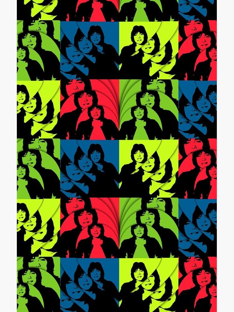 David Cassidy, Hollywood Star - Pop Art von SerpentFilms