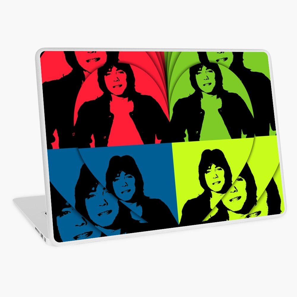 David Cassidy, Hollywood Star - Pop Art Laptop Folie