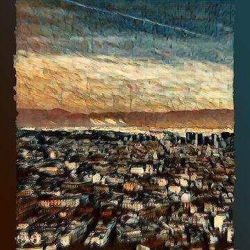 Napoli Skyline by jeffreyjirwin
