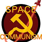 Space Communism by TheDooderino