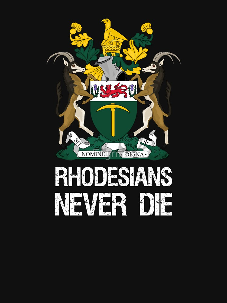 Rhodesians sterben nie von Styrman